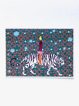 Tiger violett