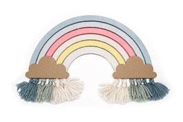 DIY Regenbogen pastel