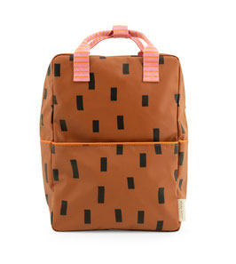 Rucksack gross sprinkle special edition syrup brown