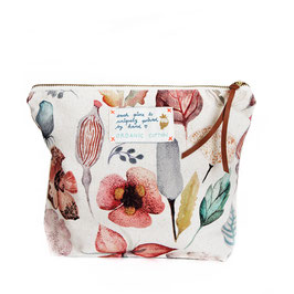 Pouch *my secret garden*