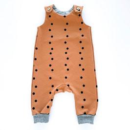 Babystrampler dots