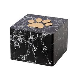 Urna in legno modello Colore con orma effetto marmo - cod. LWOR MARBLEB