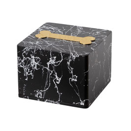 Urna in legno modello Colore con osso effetto marmo - cod. LWOS MARBLEB