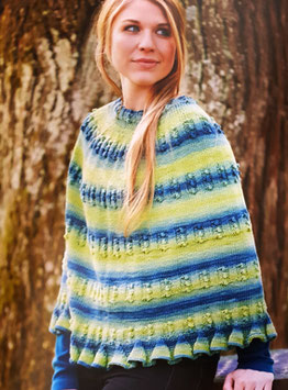 "Sommerponcho ""Fiona"""