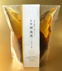 神楽煮(白だし味) 原木椎茸(華どんこ)