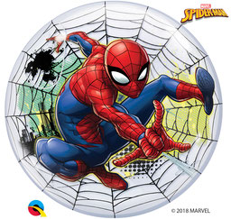 Standard-BubbleBallon - Spiderman