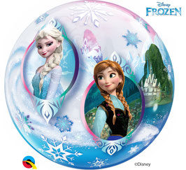 Standard-BubbleBallon - Disney Frozen