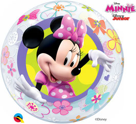 Standard-BubbleBallon - Disney Minnie Mouse