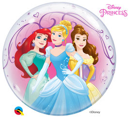 Standard-BubbleBallon - Disney Princess