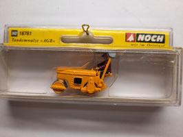 rouleau compresseur HO 1/87 NOCH Réf: 16761