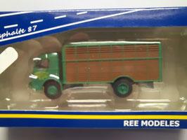 camion Panhard movic HO 1/87 REE Réf : CB-031