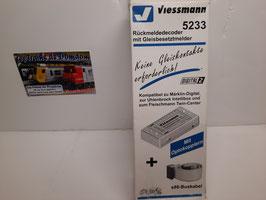 Module rétro signalisation S  88 de marque Viessmann réf : 5233