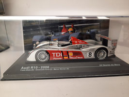Audi R 10  (Réf : dom33 )