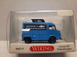 """Citroën HY """"seefische""""  HO 1/87 WIKING Réf: 26205"""