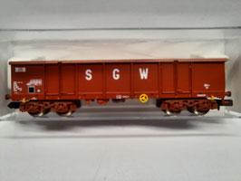 wagon tombereau SGW     N 1/160 Réf :828323  FLEISHMANN