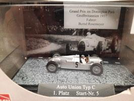 Auto union  Grand prix 1937 HO 1/87 BUSCH Réf : 46906