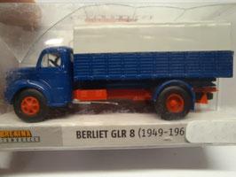 camion Berliet GLR 8  HO 1/87 BREKINA Réf :85311
