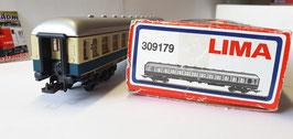 voiture voyageur de le DB  de la marque LIMA Réf : 309179