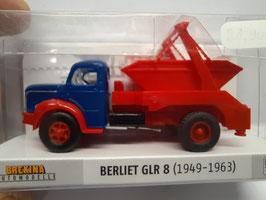 camion Berliet  GLR 8 HO 1/87 BREKINA Réf :85393