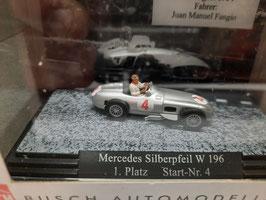 Mercedes Silberpfeil HO 1/87 BUSCH Réf: 47002