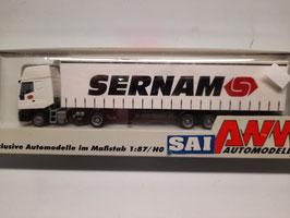 "semi remorque "" SERNAM"" HO 1/87 SAI réf:2763"