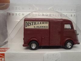 "HY Citroën "" Distillerie"" HO 1/87 BUSCH Réf : 41912"