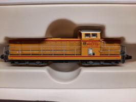 Locomotive type BB 66610 Karine Meccoli   N 1/160 Réf: 94109  PIKO