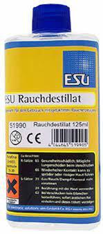 liquide pour fumigène( 125 ml )   ESU Réf:51990