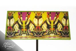 Stehlampe -butterfly art deco-