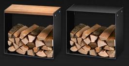 Sitzmöbel mit Holzfach
