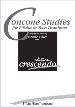 Concone Studies, Book I