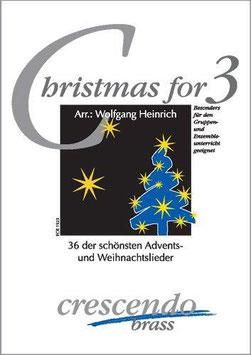 Christmas for 3