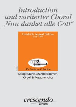 Introduction und variierter Choral