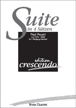 Suite in 4 Sätzen