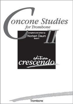 Concone Studies, Book II