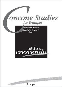 Concone Studies Book I