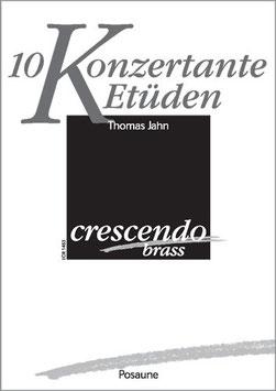 10 Konzertante Etüden
