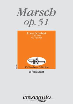 March, op. 51