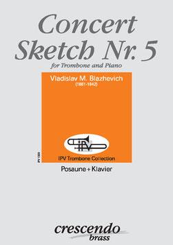 Concert Sketch No. 5