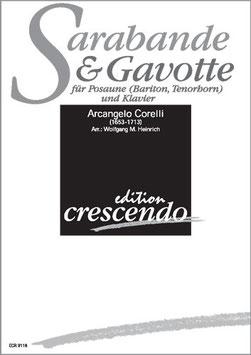 Sarabande & Gavotte