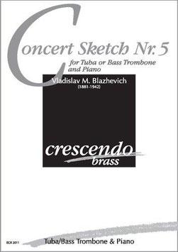 Concert Sketch Nr.5
