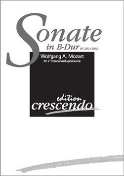 Sonate B-Dur