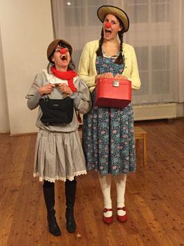 """Workshop: """"Finde deinen Clown"""""""