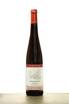 Spätburgunder Rotwein • Trocken