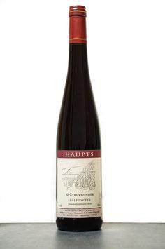 Spätburgunder Rotwein • Halbtrocken