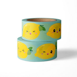 Studio Inktvis - Washi Tape - Zitrone