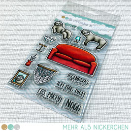 Create A Smile Clear Stamp A6 - mehr als Nickerchen