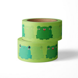 Studio Inktvis - Washi Tape - Frosch
