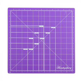 Hunkydory Premier Craft Tools - Double-Sided Cuttin Mat 12x12""