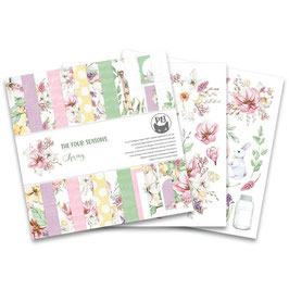 Piatek13 Motivpapier - The Four Seasons, Spring